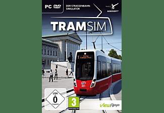 TramSim - Der Straßenbahn-Simulator - [PC]