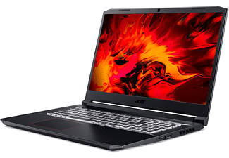 ACER Nitro 5 (AN517-52-78C3) 120 Hz Display & RGB Tastaturbeleuchtung, Gaming Notebook mit 17,3 Zoll Display, Intel® Core™ i7 Prozessor, 16 GB RAM, 1 TB SSD, GeForce RTX 2060, Schwarz/Rot