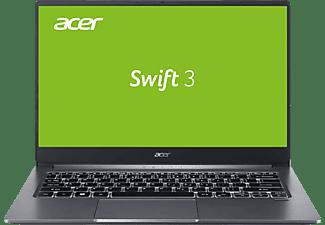 ACER Swift 3 (SF314-57-57SE) Tastaturbeleuchtung, Notebook mit 14 Zoll Display, Intel® Core™ i5 Prozessor, 8 GB RAM, 1 TB SSD, Intel UHD Grafik, Steel Gray