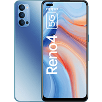 OPPO Reno4 5G 128 GB Galactic Blue Dual SIM