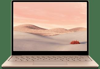 MICROSOFT Surface Laptop Go, i5-1035G1, 8GB RAM, 256GB SSD, 12.4 Zoll Touch, Sandstein (THJ-00038)