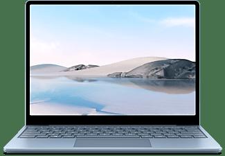 MICROSOFT Surface Laptop Go, i5-1035G1, 8GB RAM, 128GB SSD, 12.4 Zoll Touch, Eisblau (THH-00027)