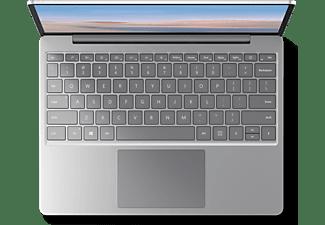 MICROSOFT Surface Laptop Go, i5-1035G1, 8GB RAM, 256GB SSD, 12.4 Zoll Touch, Platin (THJ-00005)
