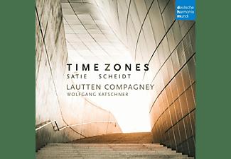 Wolfgang Lautten Compagney / Katschner - Time Zones  - (CD)
