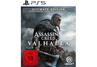 PS5 ASSASSINS CREED VALHALLA ULTIMATE EDITION - [PlayStation 5]