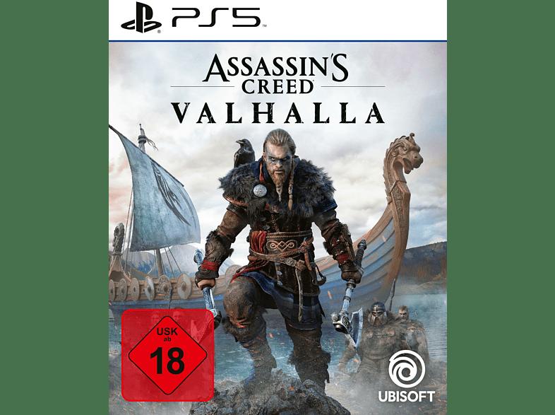 PS5 Assassins Creed Valhalla - [PlayStation 5]
