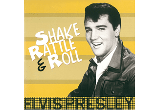 Elvis Presley - SHAKE RATTLE AND ROLL  - (Vinyl)