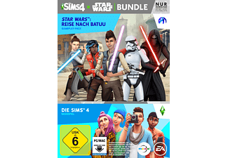 PC/Mac - The Sims 4: Star Wars: Journey to Batuu Bundle (Code in a Box) /Multilingue