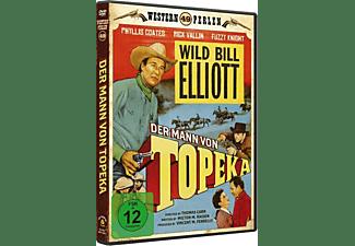 'Wild' Bill Elliott: Der Mann Von Topeka DVD