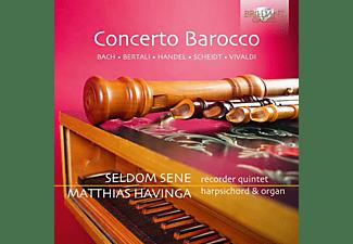 Seldome,Sene/Havinga,Matthias - CONCERTO BAROCCO  - (CD)