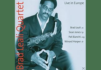 Brad Quartet Leali - Live In Europe  - (CD)