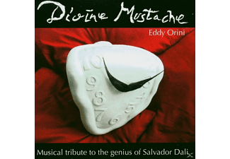 Eddie Orini - Musical Tribute To S.Dali  - (CD)
