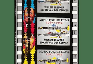 Willem Breuker - Music for his Films - 1967/1994  - (CD)