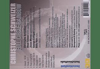 Christophe Schweizer - FULL CIRCLE RAINBOW  - (CD)