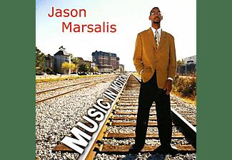 Jason Marsalis - MUSIC IN MOTION  - (CD)