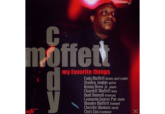 Cody Moffet - My Favorite Things  - (CD)