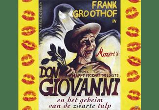 Frank Groothof - DON GIOVANNI EN HET  - (CD)