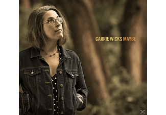 Carrie Wicks - Maybe  - (CD)