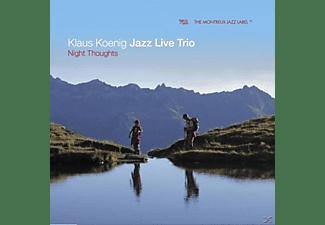 Klaus Koenig Jazz Live Trio - Night Thoughts  - (CD)