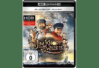 Jim Knopf und die Wilde 13 4K Ultra HD Blu-ray + Blu-ray