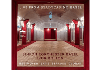 Ivor Sinfonieorchester Basel/bolton - LIVE FROM STADTCASINO BASEL  - (CD)