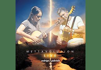 Rodrigo Y Gabriela - Mettavolution Live  - (CD)