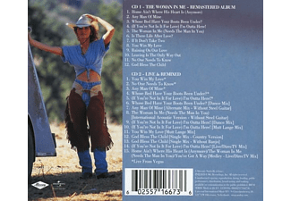 Shania Twain - The Woman In Me  - (CD)
