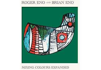 Eno, Brian / Eno, Roger - Mixing Colours Expanded  - (CD)