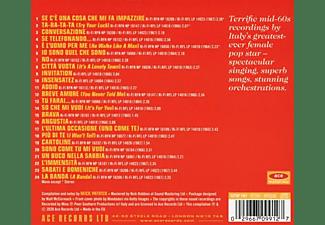 Mina - QUEEN OF ITALIAN POP  - (CD)