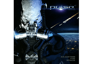 The Pulse - Adjusting The Space  - (CD)