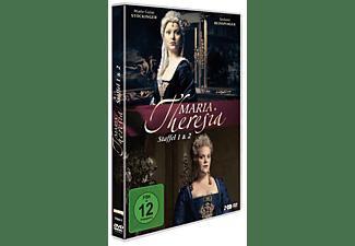 Maria Theresia-Staffel 1 & 2 DVD