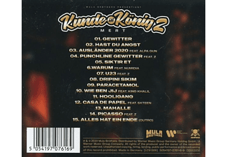 Mert - Kunde ist König 2  - (CD)