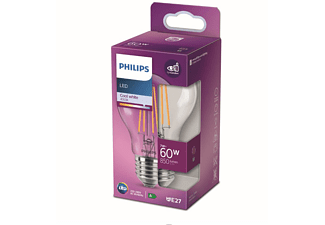 PHILIPS LEDclassic Lampe ersetzt 60 W LED Lampe E27 neutralweiß 7 Watt 850 Lumen