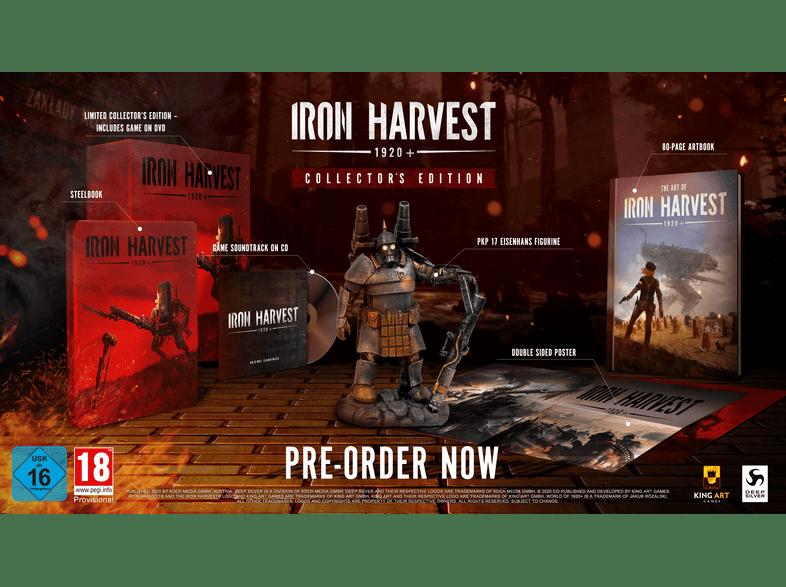 PC - Iron Harvest 1920 : Collector's Edition /E