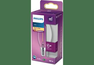 PHILIPS LEDclassic Lampe ersetzt 15W LED Lampe E14 warmweiß 2 Watt 136 Lumen