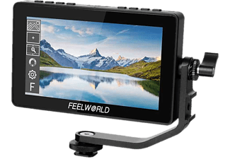 FEELWORLD F5 PRO - Monitor de campo (Nero)