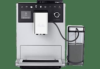 MELITTA Melitta Latte Select Kaffeevollautomat Silber/Schwarz