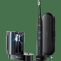 PHILIPS Sonicare HX6850/57 ProtectiveClean elektrische Zahnbürste Schwarz/Grau