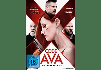 Code Ava - Trained to Kill DVD