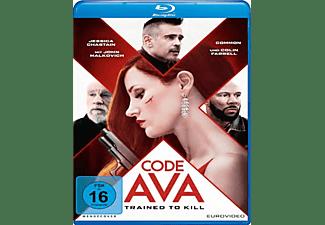 Code Ava - Trained to Kill Blu-ray