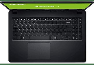 ACER Aspire 3 (A315-42-R7KK), Notebook mit 15,6 Zoll Display, AMD Ryzen™ 7 Prozessor, 16 GB RAM, 512 GB SSD, Radeon RX Vega 10 Grafik, Schwarz