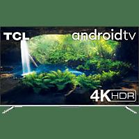 TCL 43P718 LED TV (Flat, 43 Zoll / 108 cm, UHD 4K, SMART TV, AndroidTV 9.0)