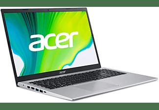 ACER Aspire 5 (A515-56-511A) Tastaturbeleuchtung, Notebook mit 15,6 Zoll Display, Core i5 Prozessor, 16 GB RAM, 1 TB SSD, Intel Iris Xe Grafik, Silber