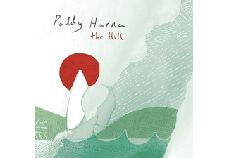Paddy Hanna - The Hill (White Vinyl LP+MP3)  - (LP + Download)