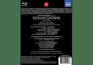 Sadé/Souza/Orch.der Komischen Oper Berlin - FRU?HLINGSSTU?RME  - (Blu-ray)