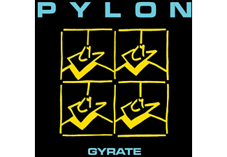 Pylon - GYRATE  - (CD)