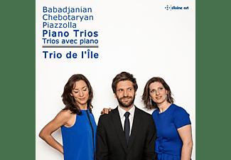 Trio De L'ile - Babadjanian,Chebotaryan And Piazzolla: Piano Trios  - (CD)