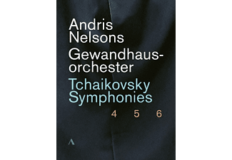 Andris Nelsons Gewandhausorchester Leipzig - THE GREAT SYMPHONIES  - (DVD)