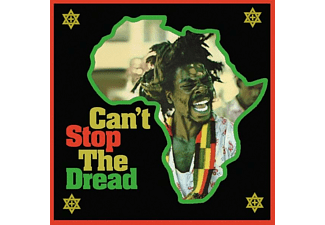 VARIOUS - Can'T Stop The Dread  - (CD)