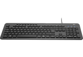 ISY IKE-4000, Tastatur
